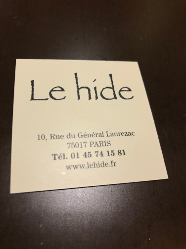 Le Hide