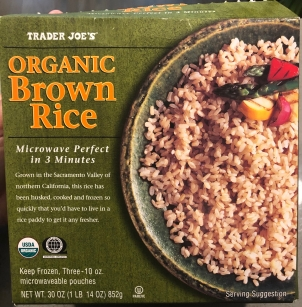 Brown Rice_Trader Joes